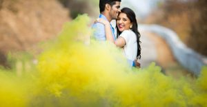Neeta-Shankar-Photography-Couple-Shoot-Mysore-Golden-Hour-Pre-Wedding-Chamundi-Hills-St-Philomenas-Back-Waters-KRS-Cauvery